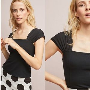 Anthropologie || Meadow Rue rendezvous Top